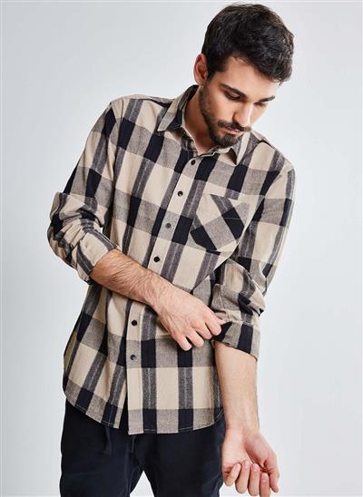 e6ce8f0b18 Camisas masculinas  peças arrumadinhas para qualquer rolê