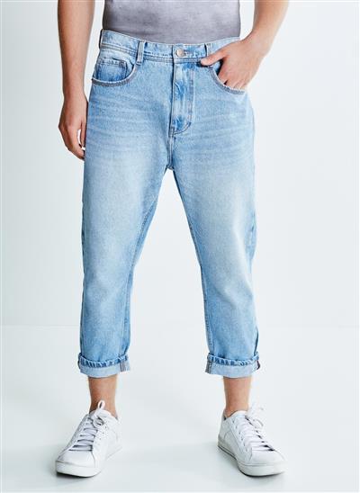 eedf0b817f Calça Dad Vintage em Jeans - Moda Feminina e Masculina  Roupas ...
