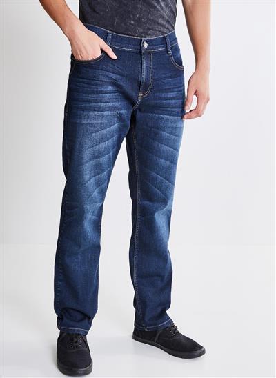 2293e8894c6 Calça Slim em Jeans - Moda Feminina e Masculina  Roupas