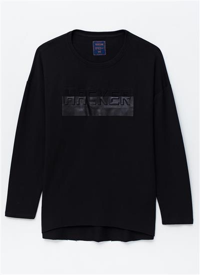 4d491b7ccc6 Camiseta Raglan com Estampa - Moda Feminina e Masculina  Roupas ...