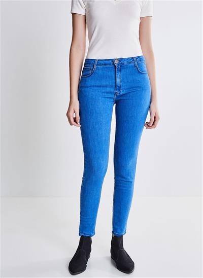 56e8ce60c Calça Super Skinny em Jeans - Moda Feminina e Masculina: Roupas ...
