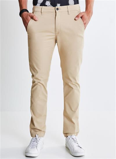 4cc9a183f8 Calça Skinny em Sarja Preta - Moda Feminina e Masculina  Roupas ...