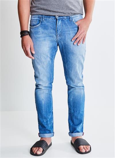 ed9d3cf6ba9 Calça Skinny Jeans Claro - Moda Feminina e Masculina  Roupas ...
