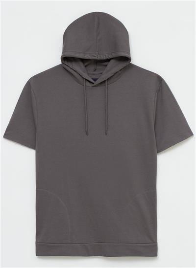 353d637db Camiseta De Moletom Com Capuz - Estampado - Moda Feminina e ...