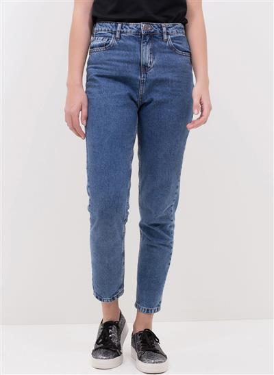 7c18aed38 Calça Mom em Jeans - Moda Feminina e Masculina  Roupas