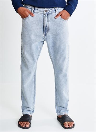 d8c1ebcd3 Calça Vintage em Jeans - Moda Feminina e Masculina: Roupas, Calçados ...