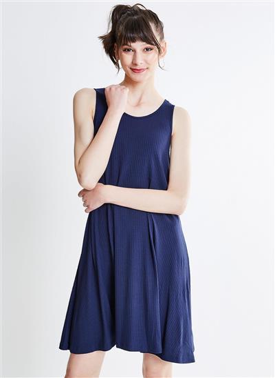 a5045bbf7 Vestido Amplo Básico - Moda Feminina e Masculina  Roupas